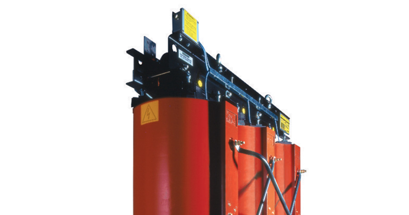 Dry-type transformers up to 20 VMA