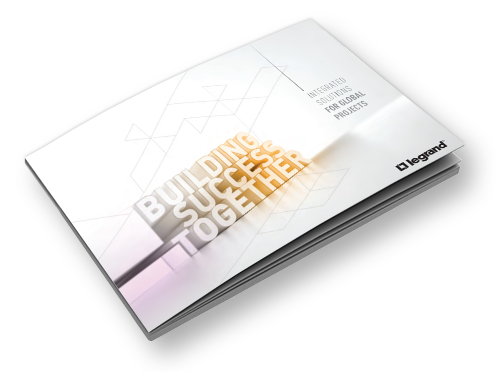 Brochure Building success together