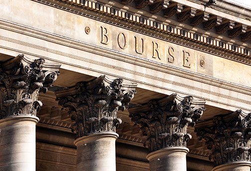 Bourse Euronext Paris