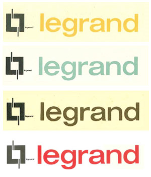 Legrand catalogue 1969 / 1970 / 1971 / 1972
