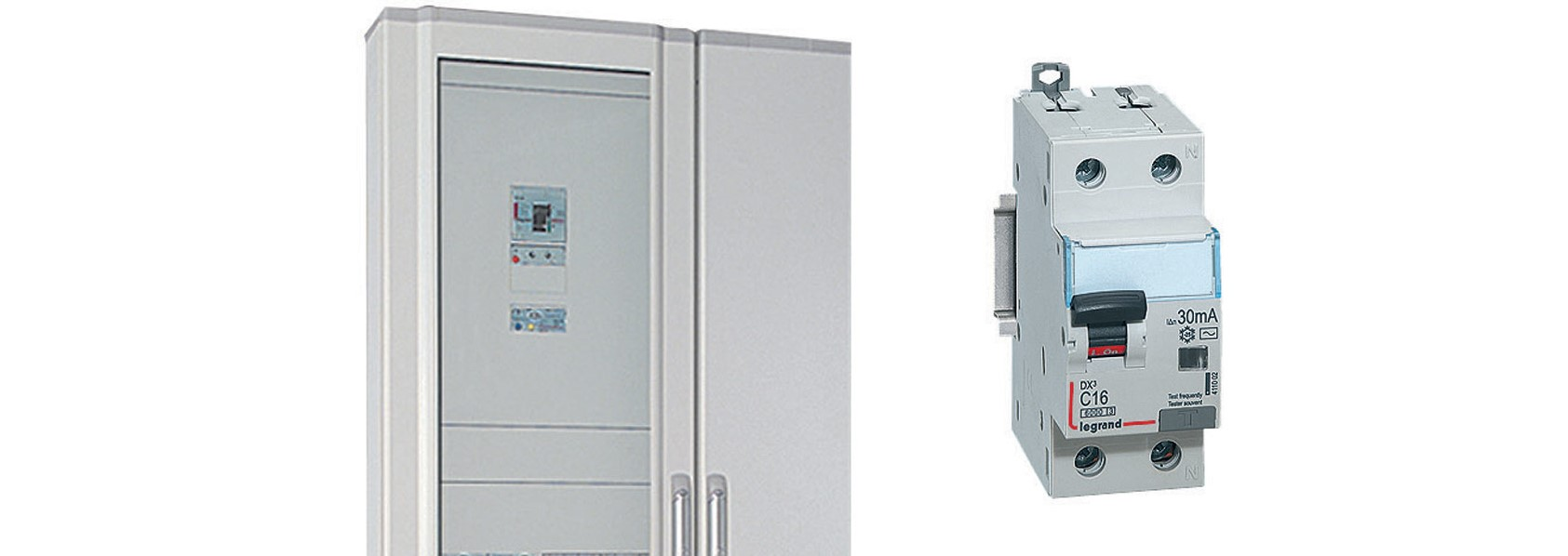 Distribution enclosures and circuit breakers
