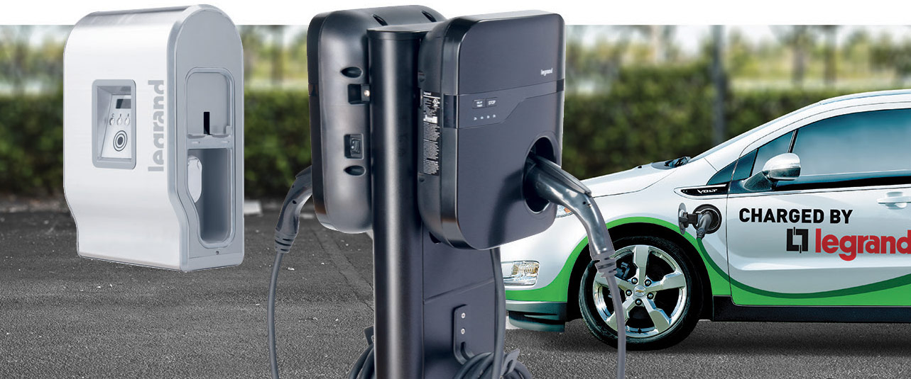 Green-up charging stations