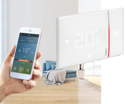 Smarther: the new connected thermostat