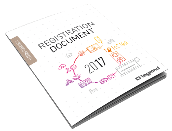 2017 Registration document