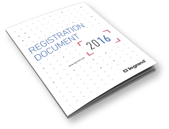 Registration document 2016